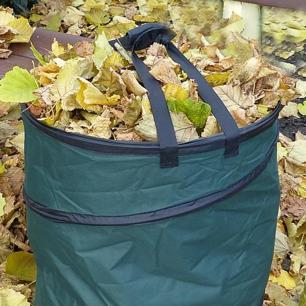 Sac a feuilles mortes 110 litres for Sac pour feuilles mortes