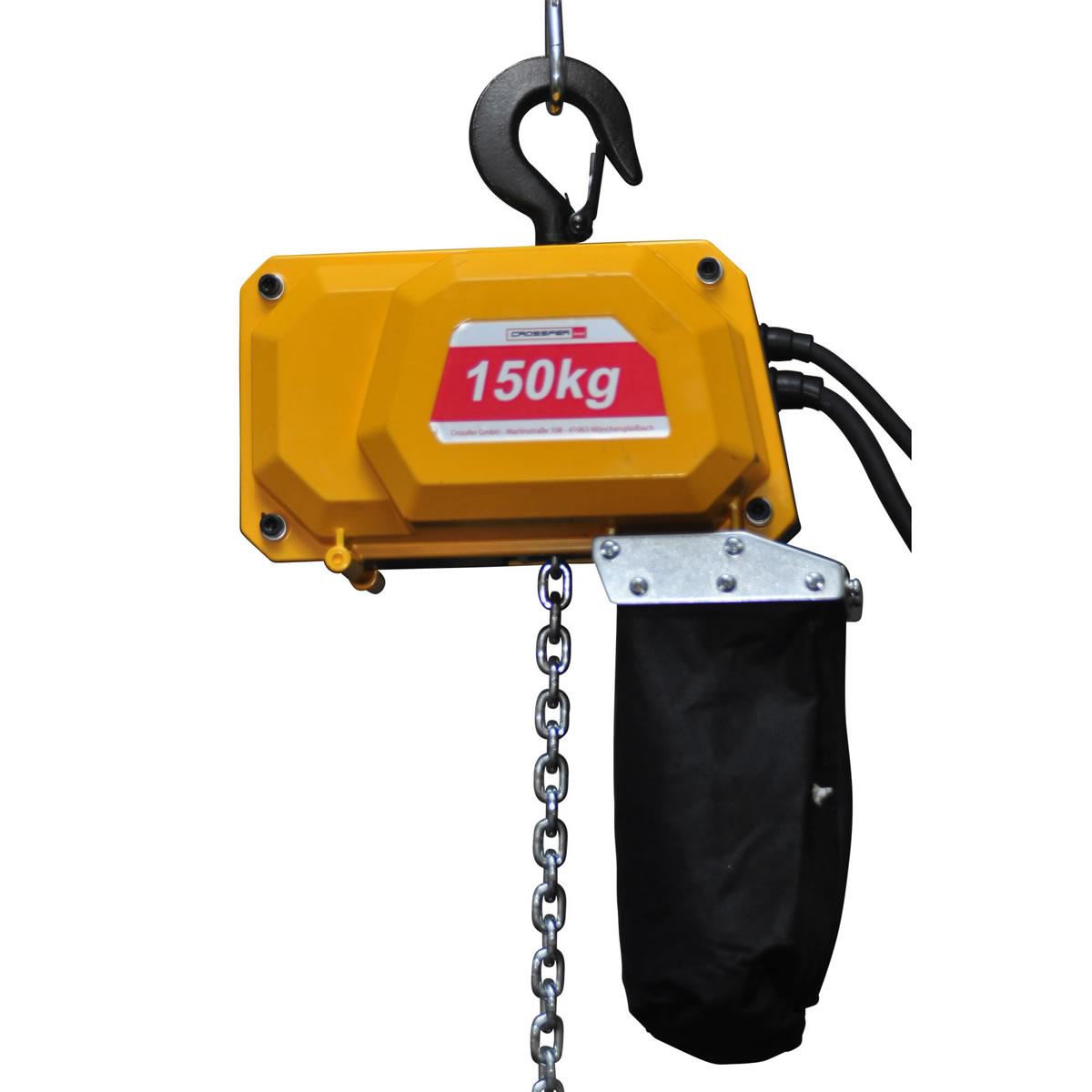 PALAN A CHAINE 150 KG BDH 220V