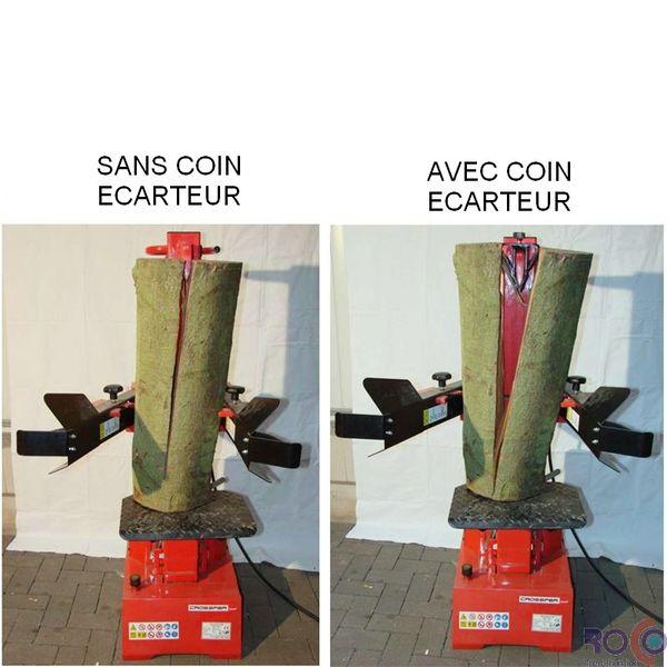 Coin ecarteur fendeuse a buche hsp 7 8t - Fendeuse a buche ...