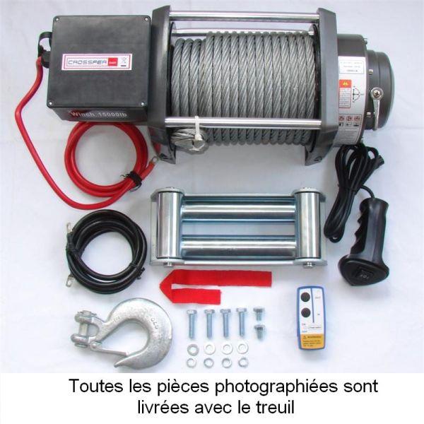 Treuil electrique kdj 15000l 12v promo - Treuil electrique 12v ...