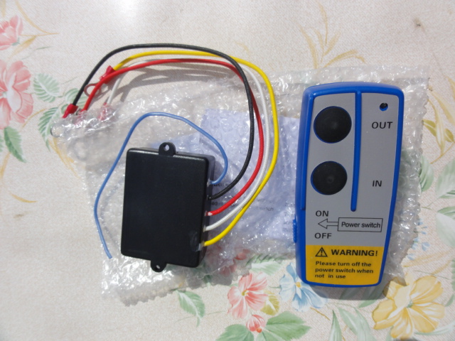 Telecommande de treuil a distance universelle crossfer - Connexion bureau a distance sans mot de passe ...