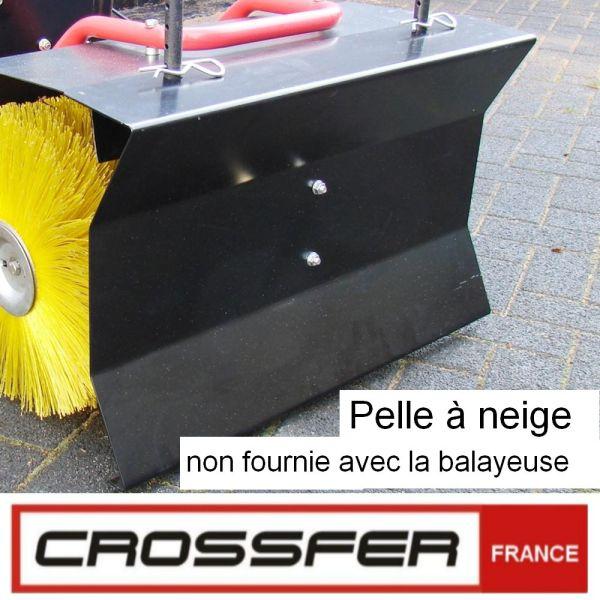PELLE A NEIGE BALAYEUSE CROSSFER +