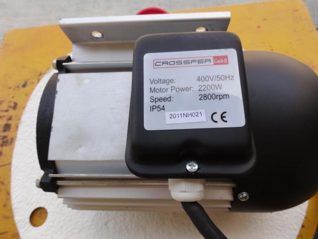 MOTEUR POUR FENDEUSE HLS 8T - 380 V +