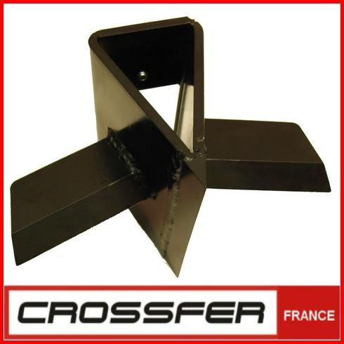 COIN CROIX RENFORCE FENDEUSE CROSSFER PTO  25T +